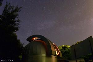 天文台と星空(改)2_c